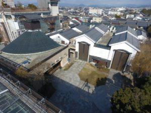 滋賀県 長浜市 Webサイト用写真 ドローン空撮