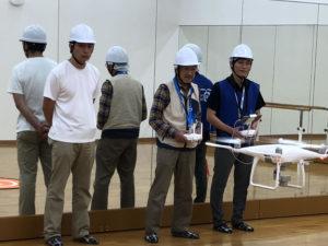 2018年9月29,30日 国交省認定講習ドローンフライトオペレーターを実施しました