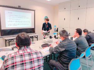 2018年12月19,20日 国交省認定講習ドローンフライトオペレーターを実施しました