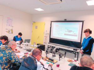 2019年2月13,14日 国交省認定講習ドローンフライトマスターを実施しました