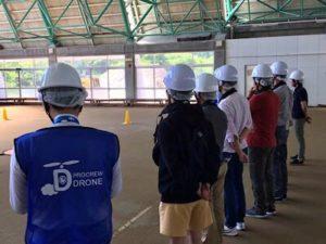 2019年5月22,23日 国交省認定講習ドローンフライトマスターを実施しました
