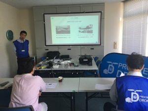 2019年6月3,4日 国交省認定講習ドローンフライトマスターを実施しました