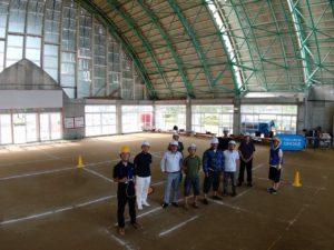 2019年8月5日,6日 国交省認定講習ドローンフライトマスターを実施しました