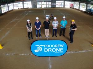 2019年9月4日 ドローンアフター飛行実技スクールを実施しました