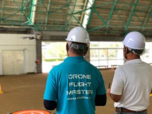 2019年9月20日 ドローンアフター飛行実技スクールを実施しました