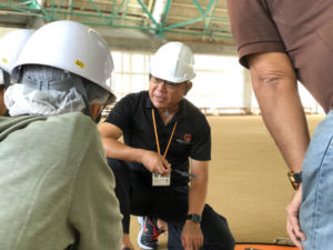 2019年9月25日,26日 国交省認定講習ドローンフライトマスターを実施しました