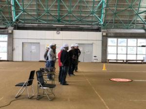 2019年10月23日,24日 国交省認定講習ドローンフライトマスターを実施しました