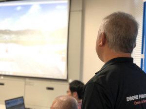 2019年11月11日,12日 国交省認定講習ドローンフライトマスターを実施しました